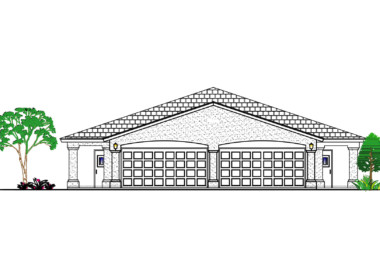 The Grove Front Elevation